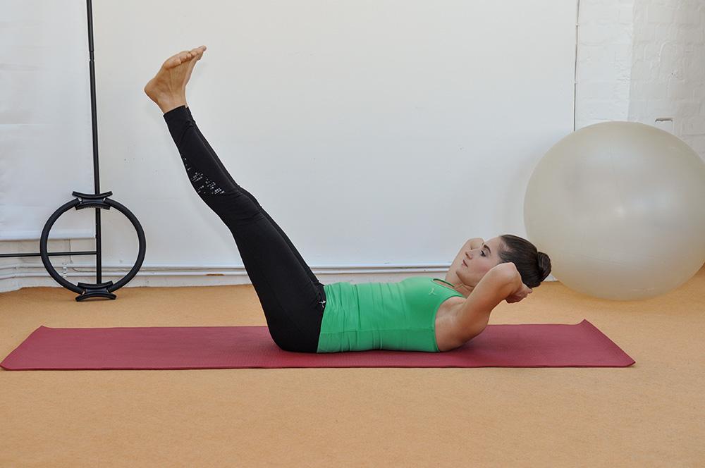 Atmung und Konzentration durch verbesserte Fitness