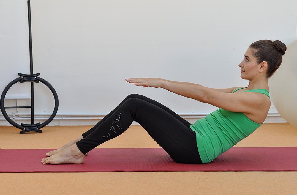 Pilates Training als Ergänzung zum Yoga