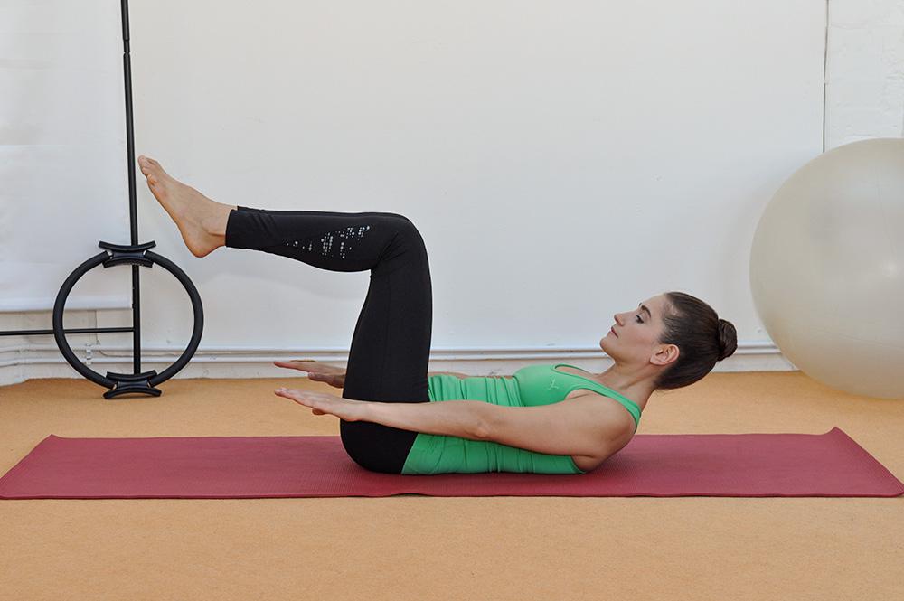 Effektives Ganzkörpertraining bei Pilates4you