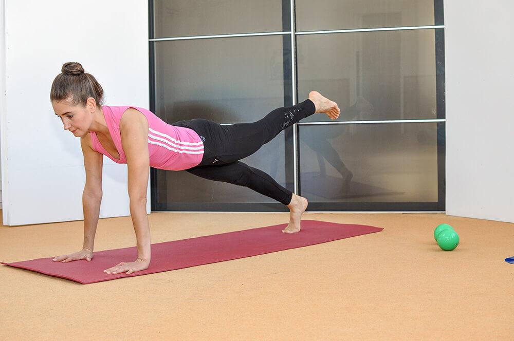 Zeitlich flexibles Training für einen starken Körper
