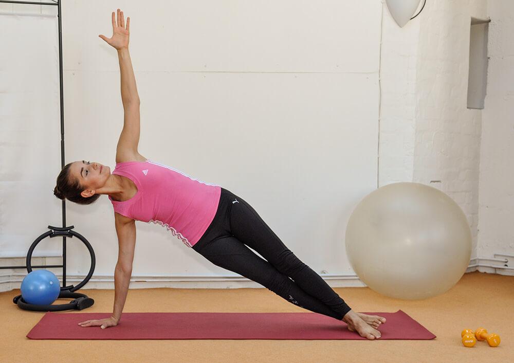 Pilates4you Training mit erfahrenen Trainern in Hamburg