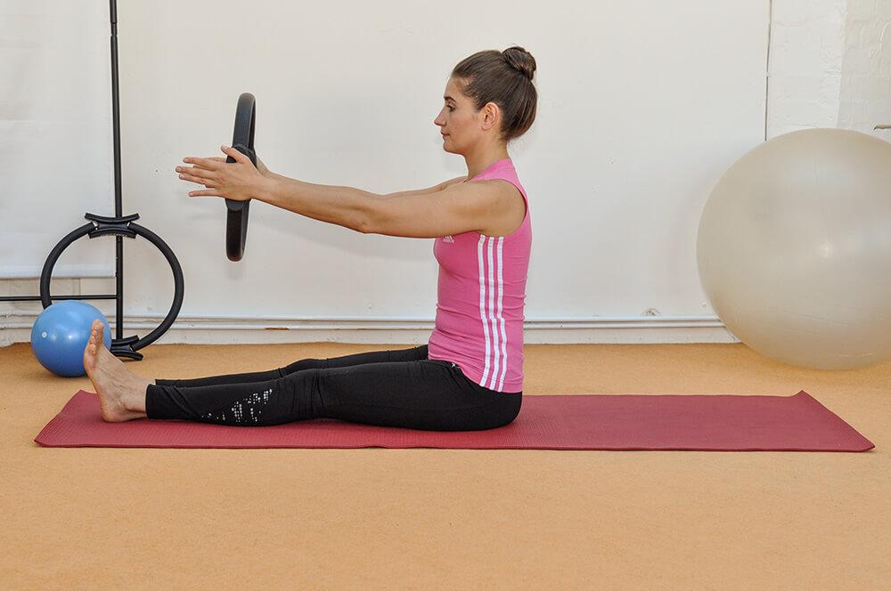 Fitness und Pilates Training in Kleingruppen