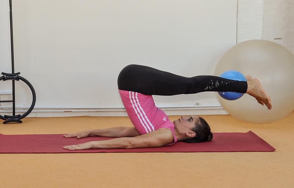 Gemeinsames Trainieren bei Pilates4you