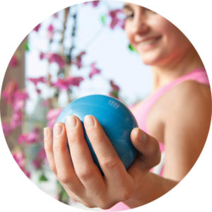 Pilates und Fitness Training in Gruppen